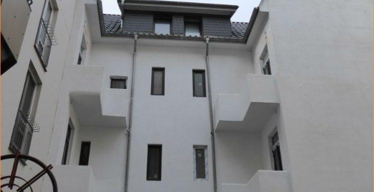 Fassade Balkone